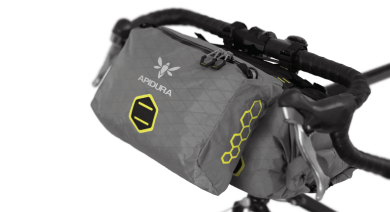Apidura's bikepacking bag the Backcountry Accessory Pocket 4.5L ABF-2-Bike