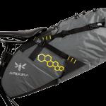 Apidura's bikepacking bag the Backcountry Saddle Pack 17L PIL StraightOnBike