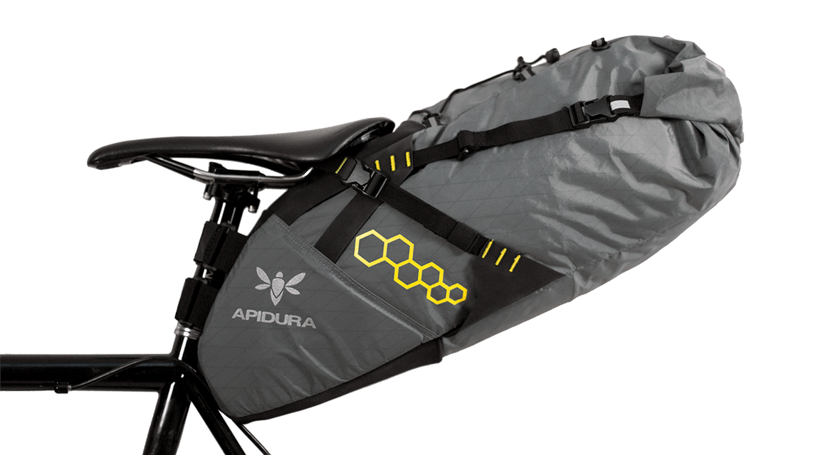 Backcountry Saddle Pack 17l Apidura