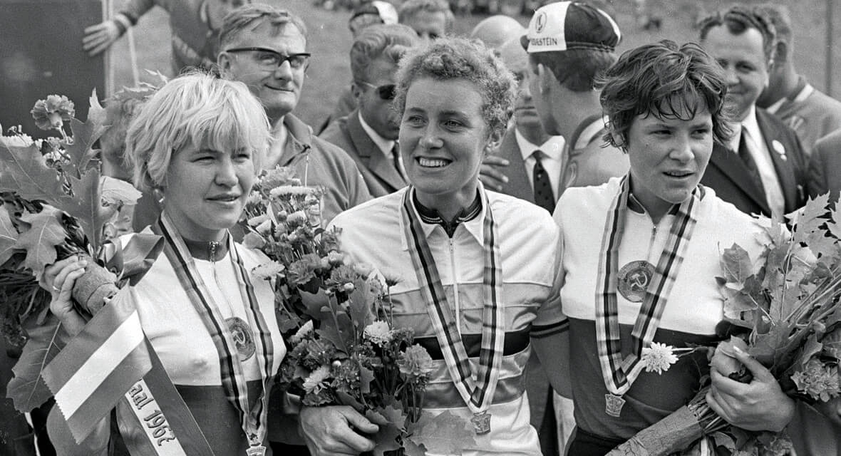 Beryl Burton; The All-Rounder