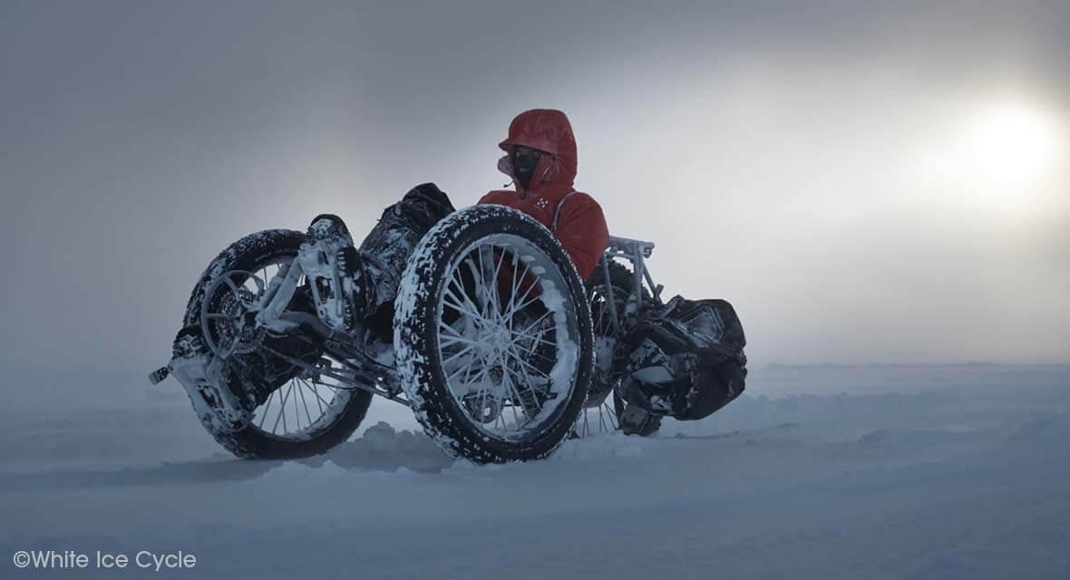 Maria Leijerstam, Ice Machine apidura