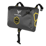 Apidura's bikepacking bag the Expedition Accessory Pocket 4.5L Perspective Alone