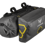 Apidura's bikepacking bag the Expedition Accessory Pocket 4.5L Perspective On Pack
