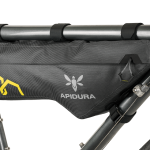 Apidura's bikepacking bag the Expedition Compact Frame Pack 4.5L MWM 1 Bike