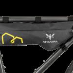 Apidura's bikepacking bag the Expedition Compact Frame Pack 4.5L MWM 2 Bike