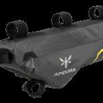 Apidura's bikepacking bag the Expedition Compact Frame Pack 4.5L MWM 3 Bike