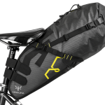 Apidura's bikepacking bag the Expedition Saddle Pack 17L Straight On Bike