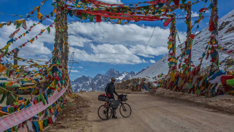 Ed Shoote in Tibet | Apidura