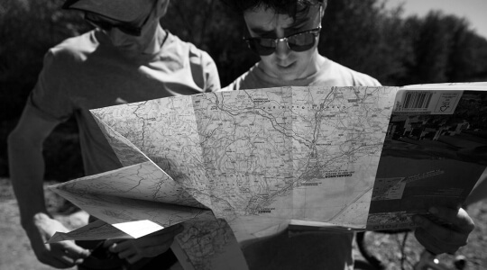 How to plan a route for the Transcontinental race – navigating across Europe by bike
