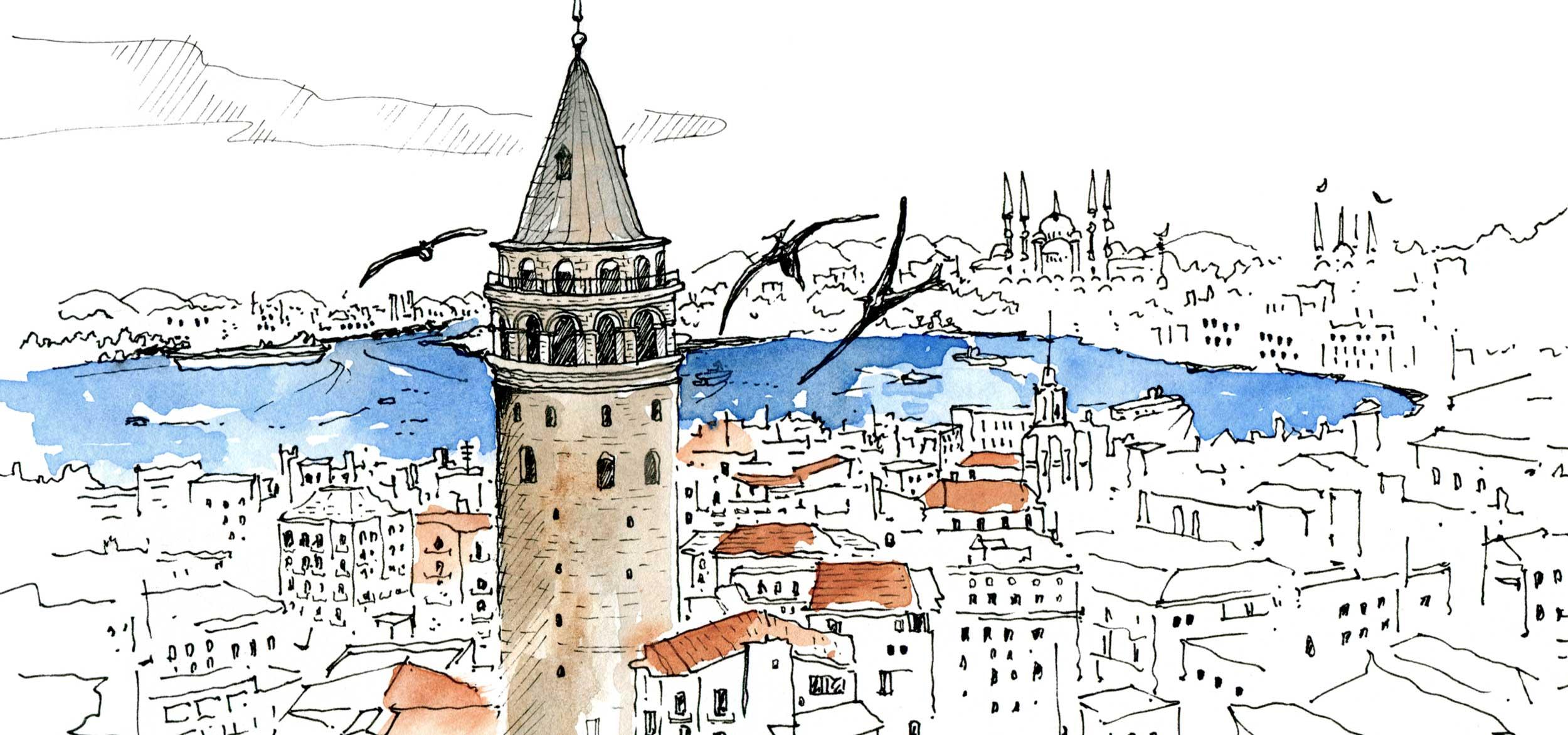 Istanbul by bike