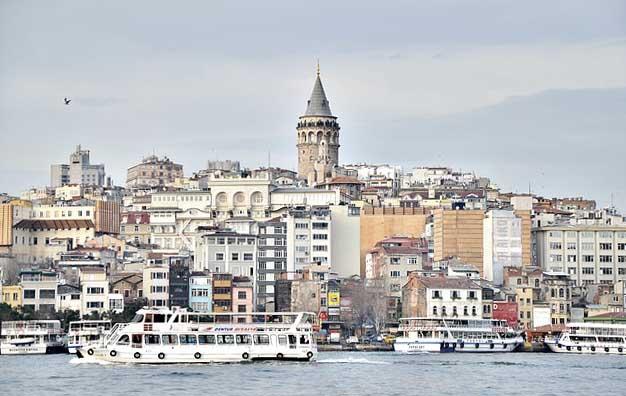 Istanbul bikepacking