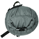 Apidura's bikepacking bag the Backcountry Handlebar Pack Side Shot