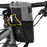 Apidura's bikepacking bag the Backcountry Food Pouch Plus Close Up Shot