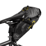 Apidura's bikepacking bag the Expedition Saddle Pack 9L PerspectiveOnBike