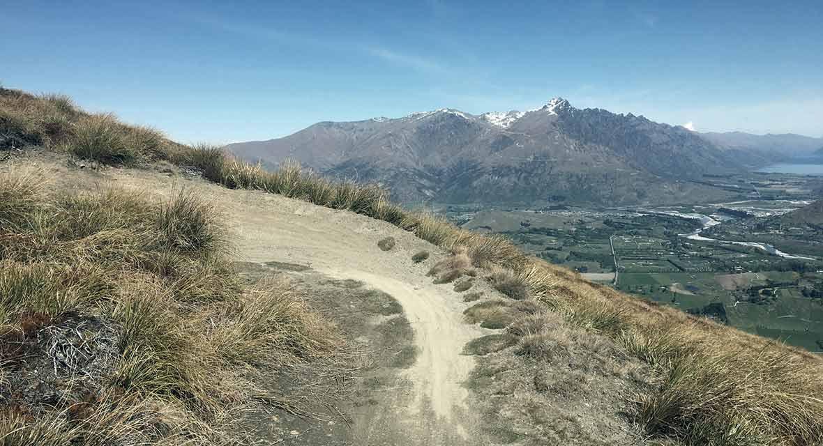 Bikepacking in New Zealand with Richard Dunnett | Apidura