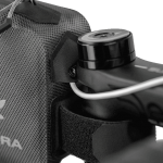 Apidura's Top Tube Pack Cable Port To Charge Your Electronics | Bikepacking