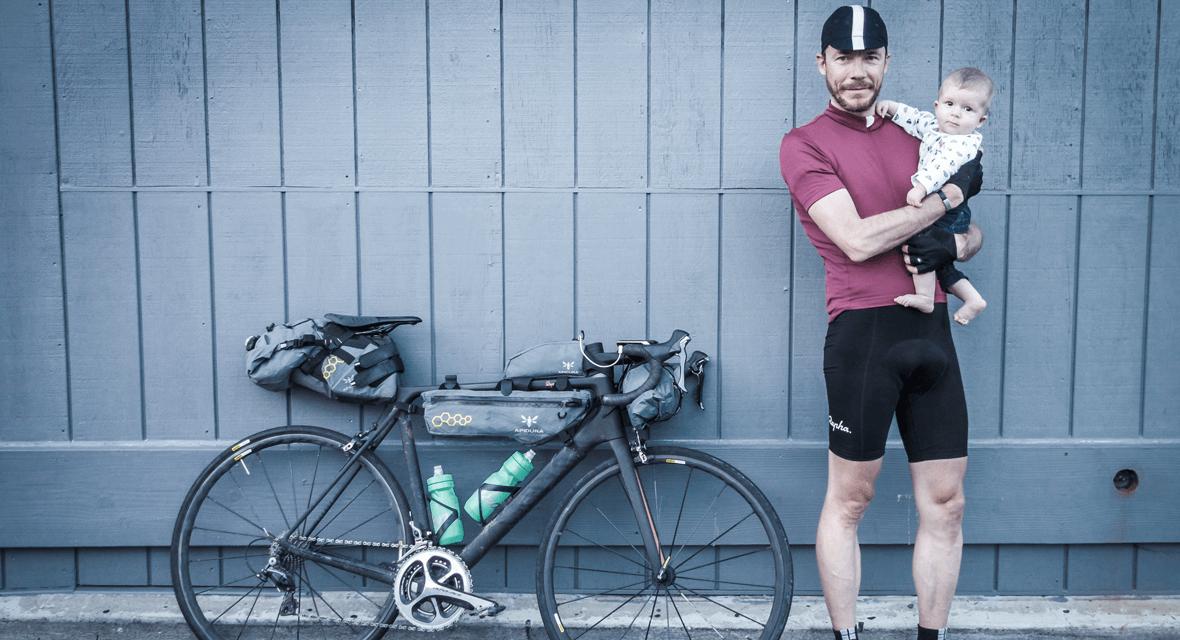 Alain Rumpf Bikepacking the Pacific Coast Highway