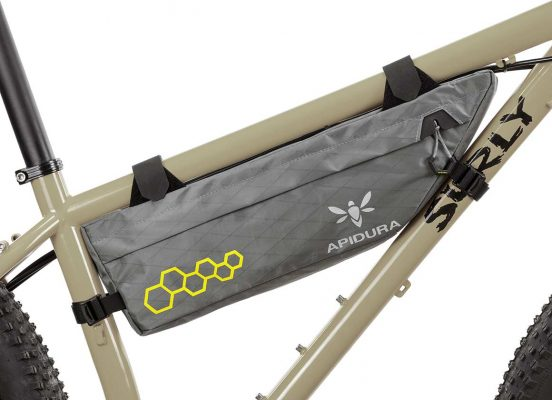 apidura bikepacking bag backcountry compact frame pack off-road