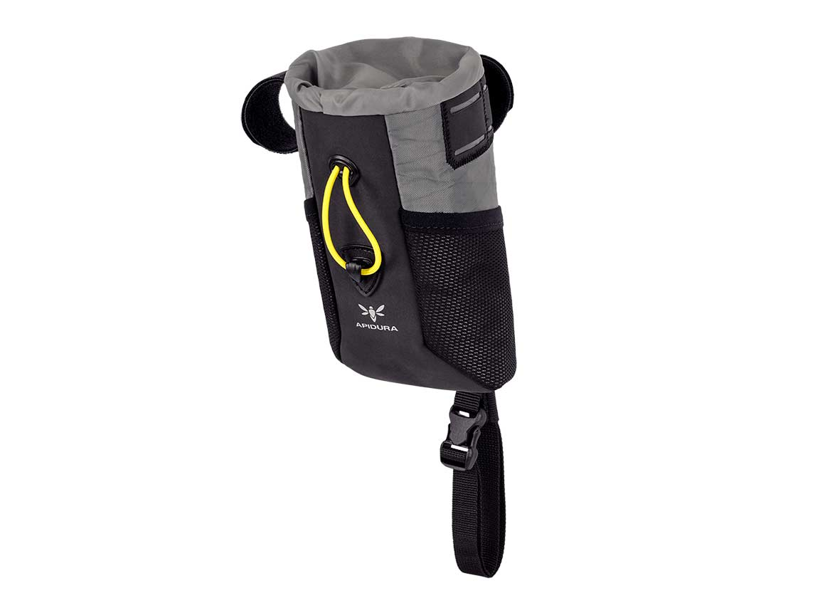 apidura bikepacking bag backcountry food pouch plus off-road small size