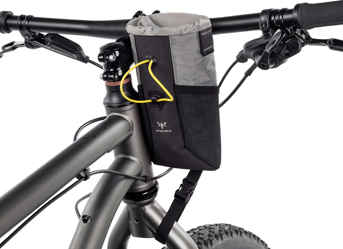 apidura bikepacking bag backcountry food pouch plus off-road