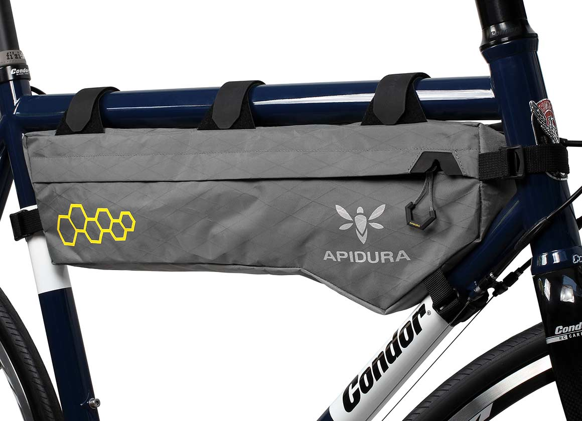 apidura bikepacking bag backcountry frame pack off-road