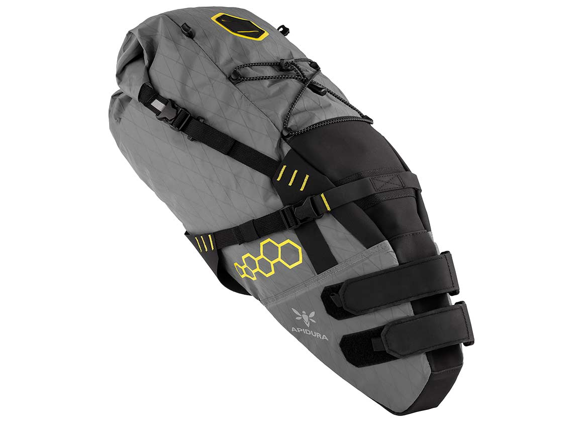 apidura bikepacking bag backcountry saddle pack off-road
