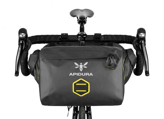 apidura bikepacking bag expedition accessory pocket waterproof