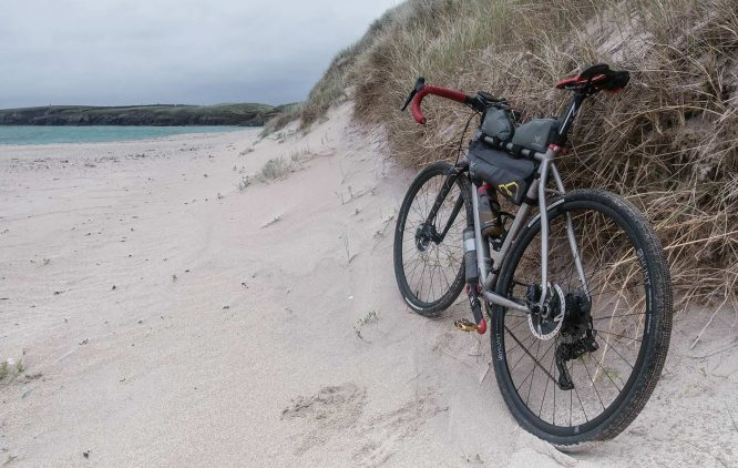 bikepacking in scotland is always a pleasure
