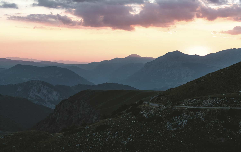 bikepacking surprises beautiful landscapes