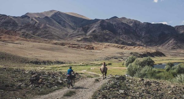 Bikepacking the Altai Mountains apidura