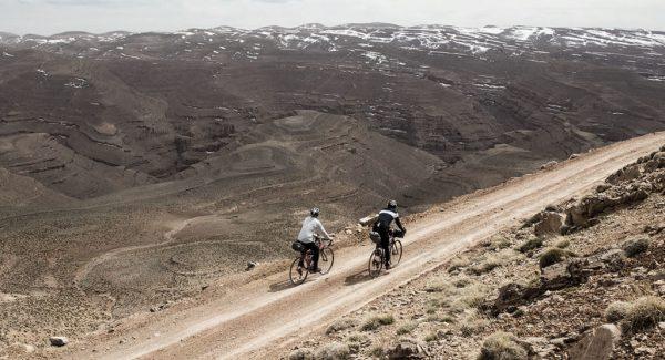 Bikepacking the Atlas Mountains apidura
