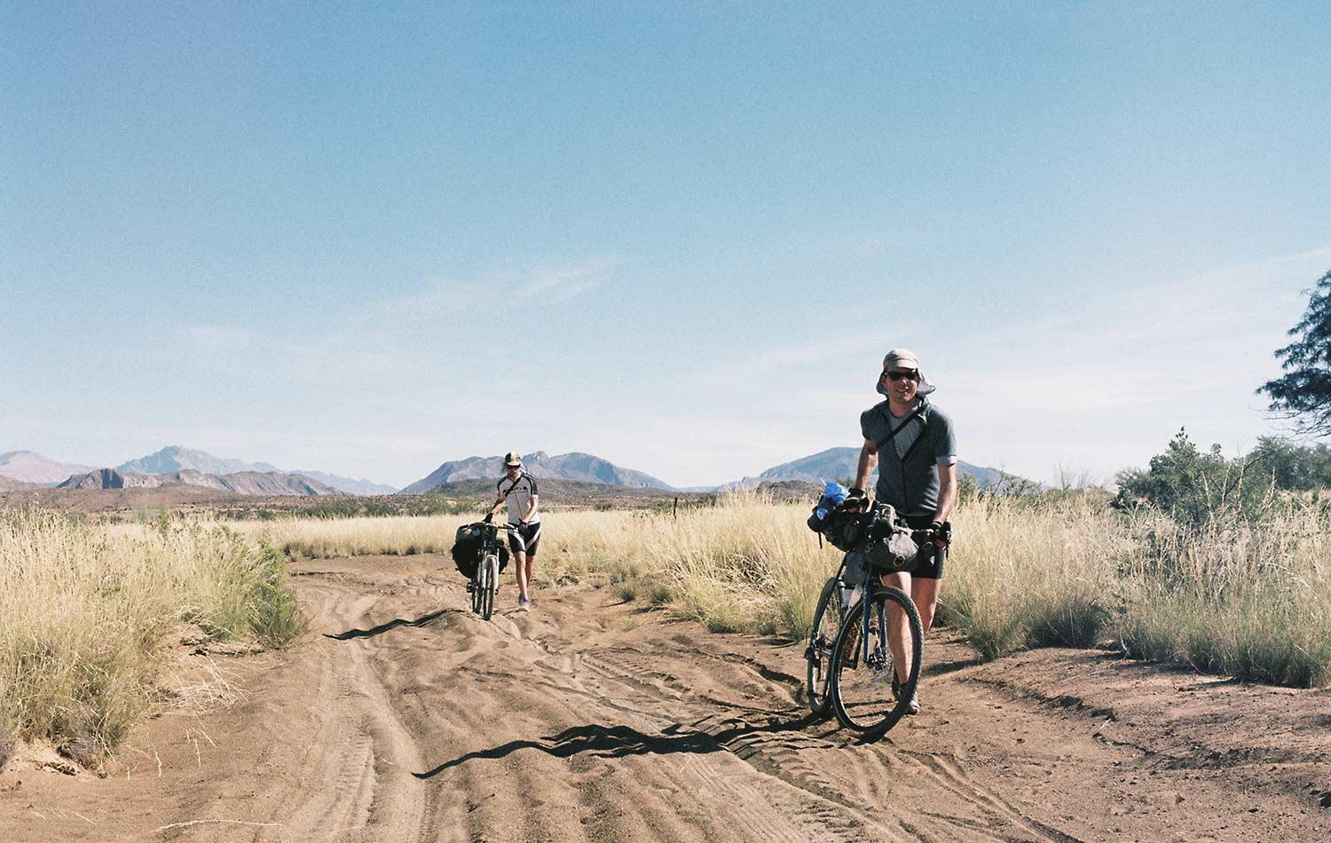 expert advice for travelling by bike and how to manage visas