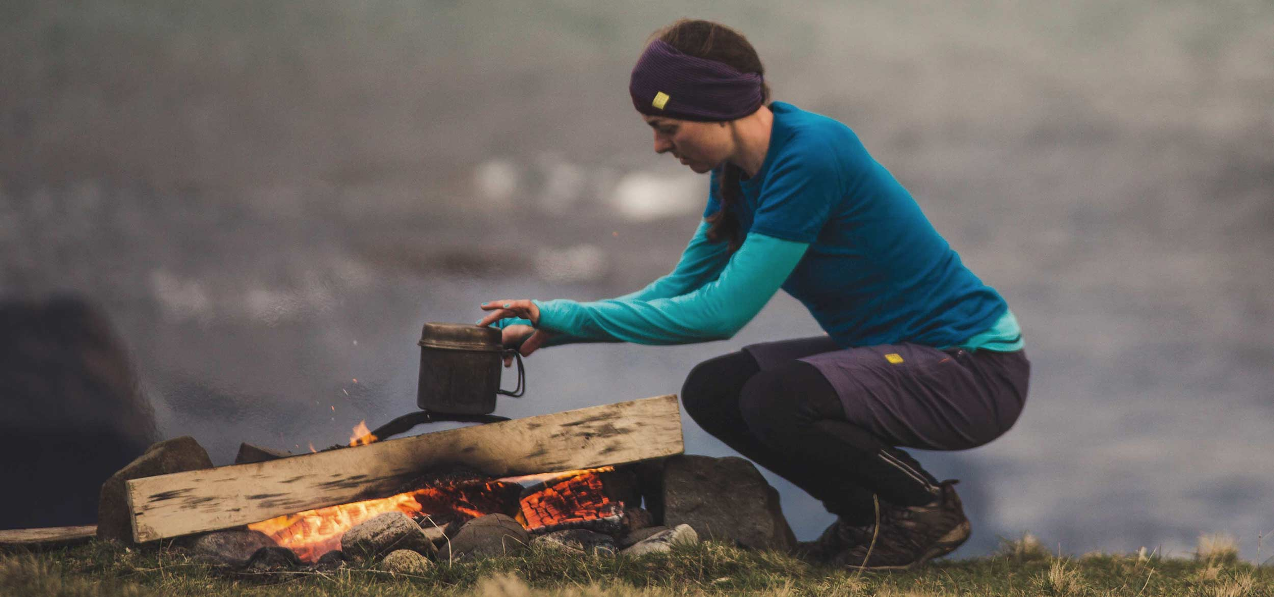 how to eat on a bikepacking trip apidura guide