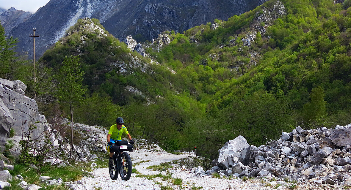 Introducing the Tuscany Trail with Andrea Borchi