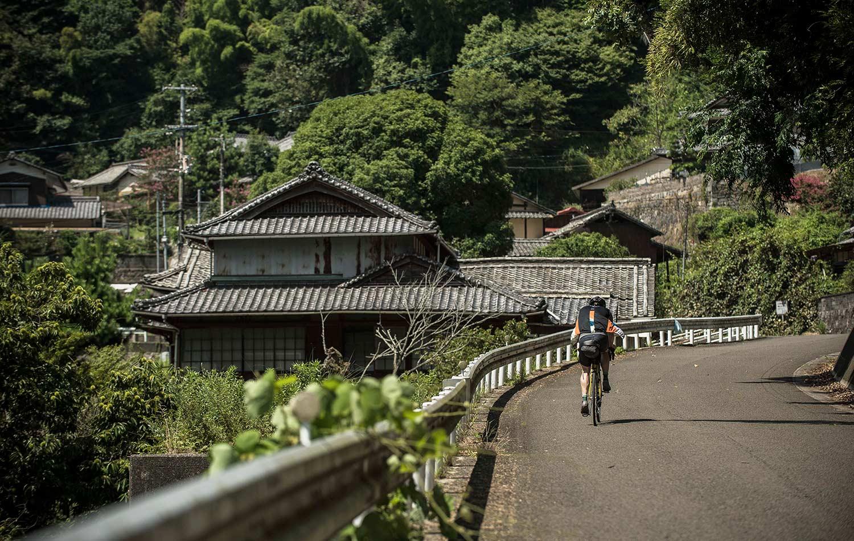 japanase odyssey 2018 bikepacking event