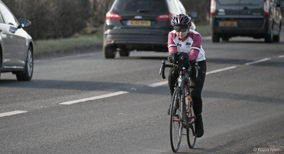 Kasja Tylen; A Year in the Saddle - Part 2 apidura