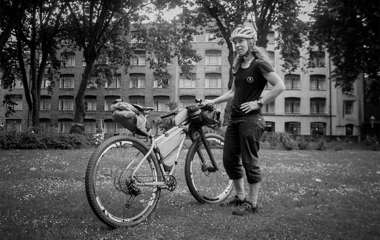 lee craigie tour divide bike setup adventure syndicate on the road