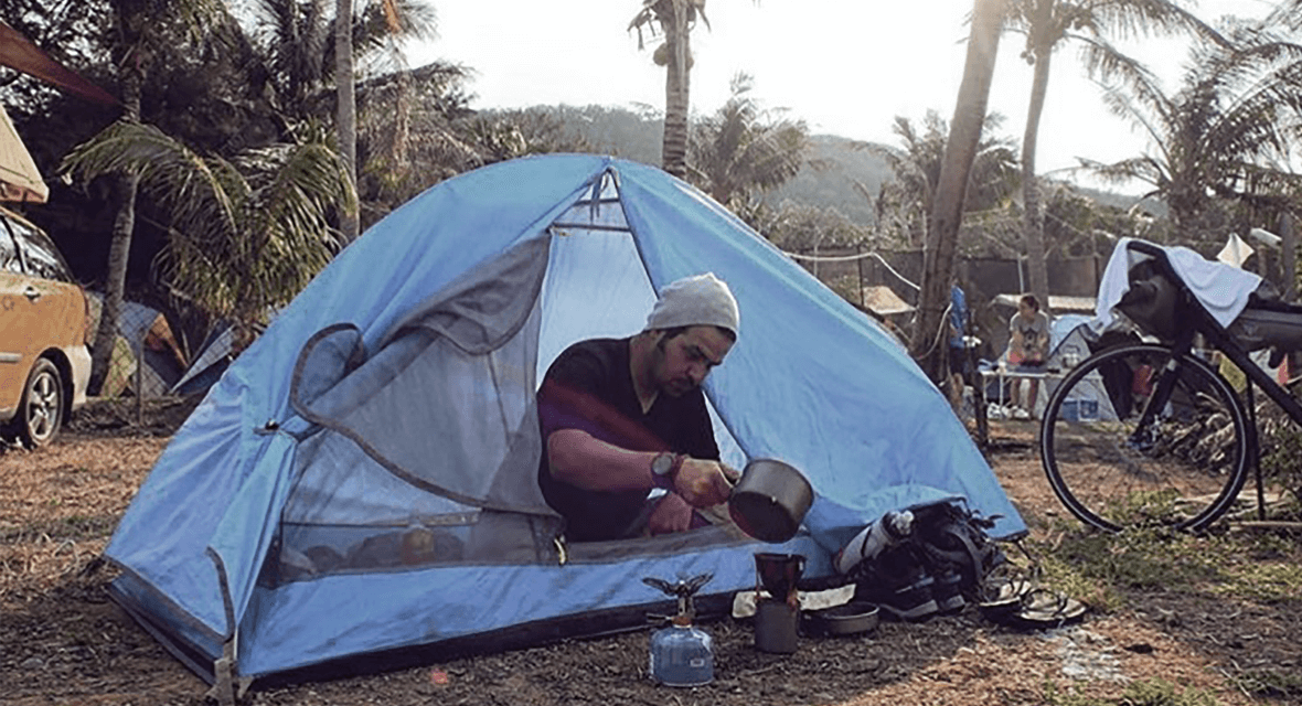 Omar Al Omair; Lapping Taiwan apidura