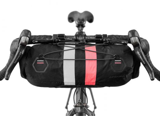 apidura bikepacking bag rapha handlebar pack moutain bike