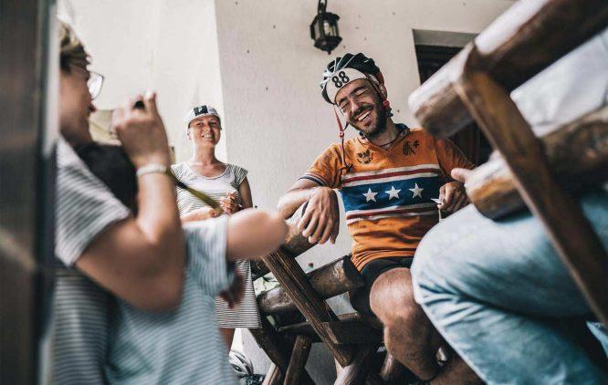 Transcontinental race 2018 - THE UNMEASUREABLE 6