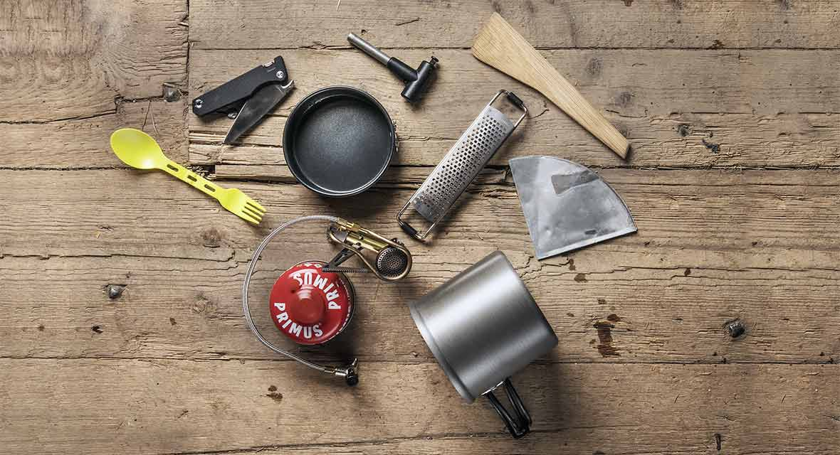Velochef Easy Recipes for Bikepacking Adventures