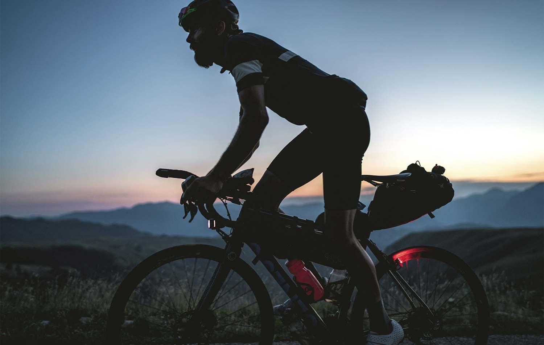 what is bikepacking travel by bike