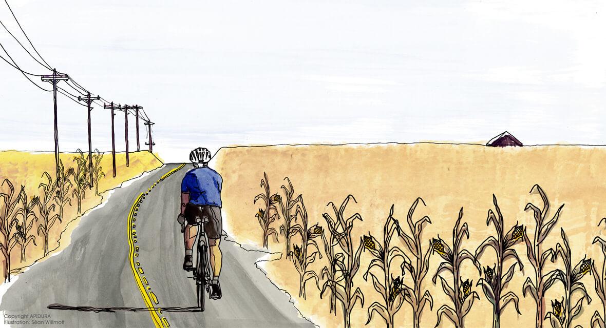 World Cycle Record; Part 1 apidura