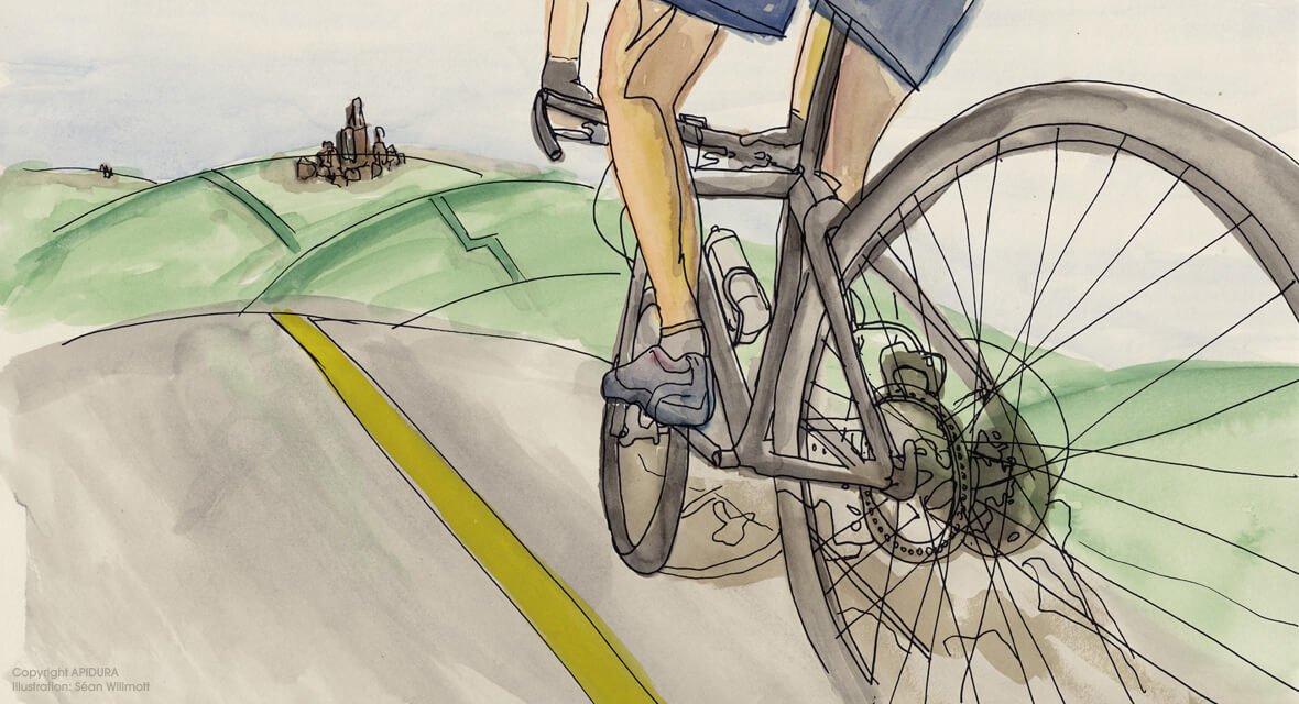 World Cycle Record; Part 5 apidura