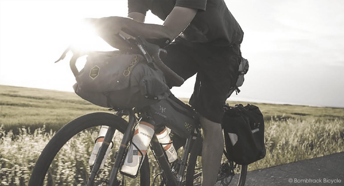 Bikepacking Turkey and the Caucasus Apidura