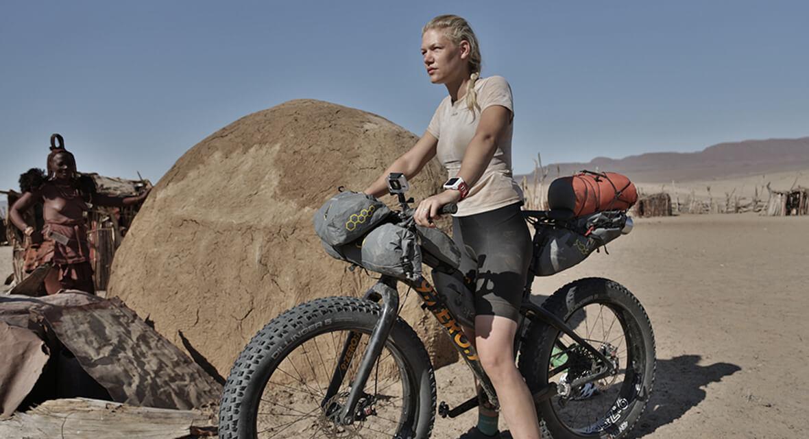 Open Space; Bikepacking Namibia