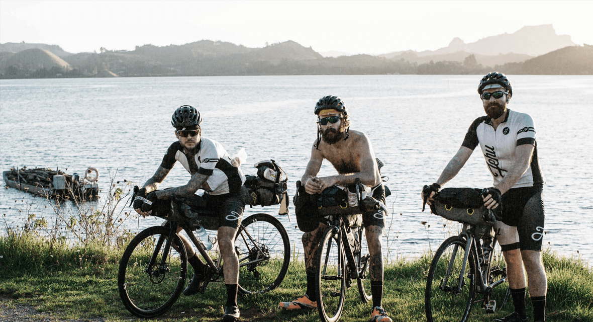 North To South: Bikepacking New Zealand Apidura