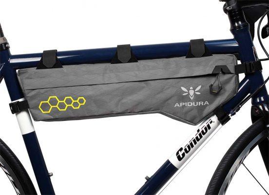 apidura bikepacking bag backcountry frame pack off-road