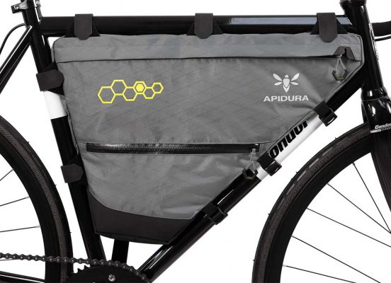 apidura bikepacking bag backcountry full frame pack off-road medium size