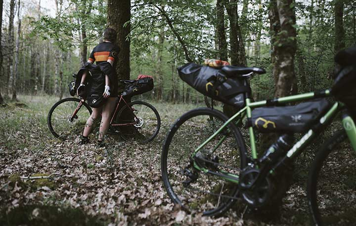 Bikepacking and Wild Camping | Apidura